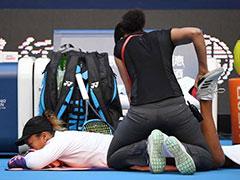 Naomi Osaka Pulls Out Of Hong Kong Open With Back Injury