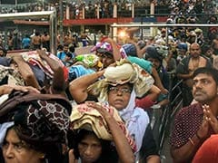 30 Women Will Try To Enter Sabarimala Temple On Sunday, Seek Police Cover