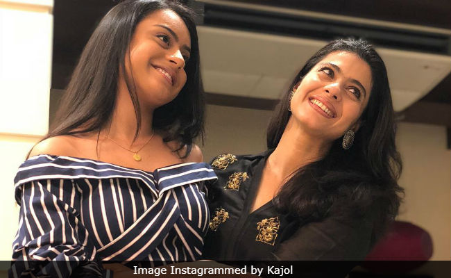 Helicopter Eela: Kajol And Nysa's Smile Says It All About 'Last Night'