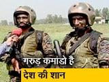 Video : देश की शान है गरुड़ कमांडो फोर्स