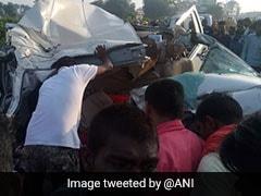 छत्तीसगढ़ में बड़ा सड़क हादसा, ट्रक और एसयूवी की भिड़ंत में 10 लोगों की हुई मौत