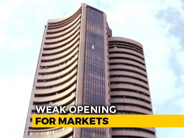 Video : Sensex Sheds Over 100 Points, Nifty Below 10,250