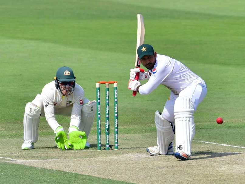 2nd Test, Day One: Fakhar, Sarfraz Put Pak In Control Against Australia