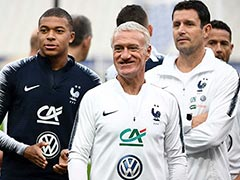 Kylian Mbappe Is No Bighead Says Didier Deschamps