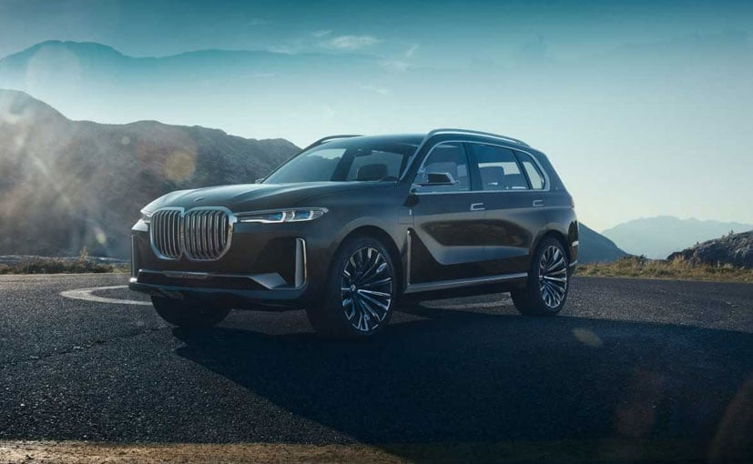 The X7 is expected to feature air suspensions and off-road driving modes.