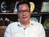 Video: Living In A Clean Environment Is Our Basic Right: Kiren Rijiju