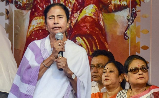 Bengal Celebrates All Festivals With Equal Enthusiasm: Mamata Banerjee