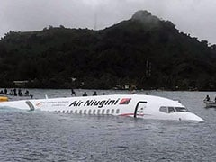 Body Found Inside Plane Days After Crash Landing In Pacific Lagoon