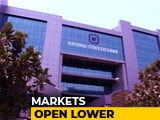 Video: Sensex Nosedives 800 Points, Nifty Near 10,600