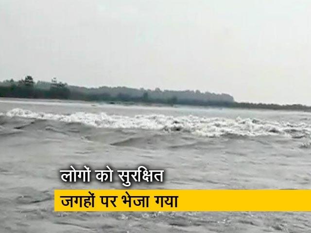 Video : अरुणाचल में चीन की तरफ से बाढ़ की चेतावनी
