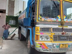 Relief For Chennai Residents As Water Tanker Operators End 3-Day Strike