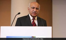 MJ Akbar Says #MeToo Accuser's Charges 'Diabolically, Viciously' Spread