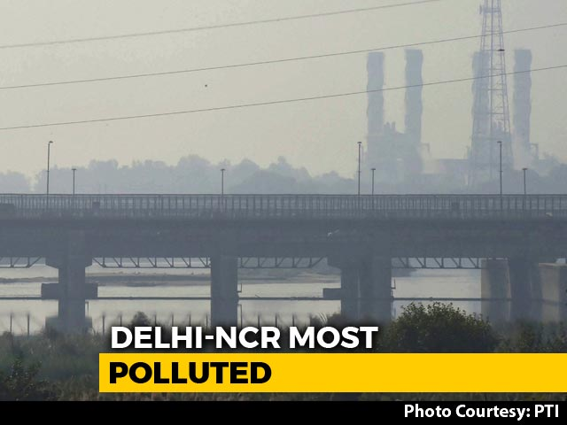 Video : Delhi's Air Quality Deteriorates, Slides Towards 'Severe'