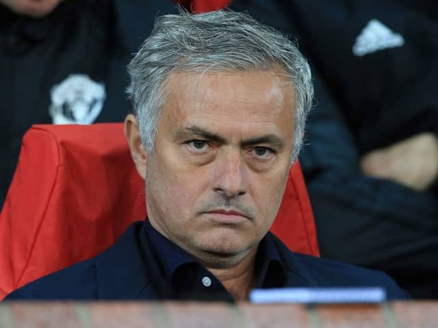 Jose Mourinho Blames National Coaches For Manchester Uniteds Injury Woes