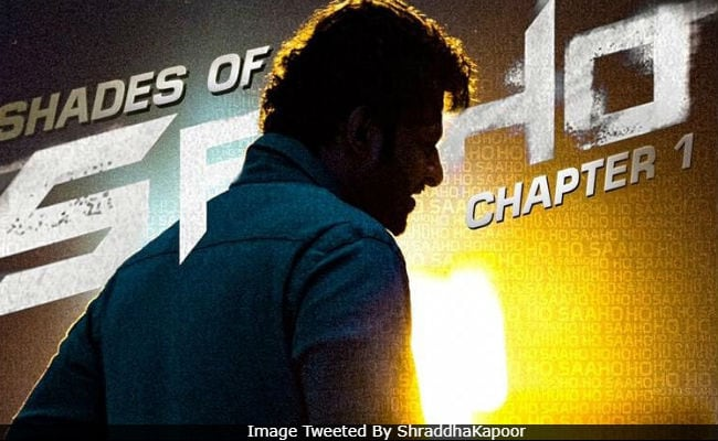 'Shades Of Saaho', A Video Series, Is Prabhas' Birthday Gift For Fans. Excited Much?