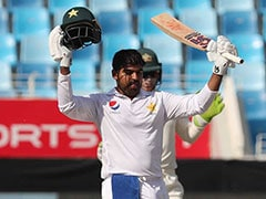 Haris Sohail Ton Puts Pakistan On Front Foot On Day Two Versus Australia