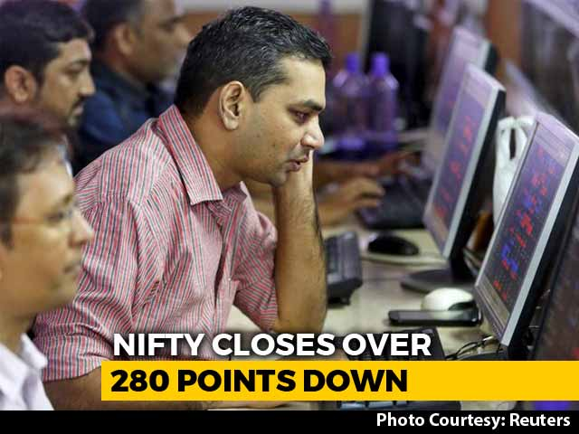 Video : Nifty Hits 6-Month Closing Low After RBI Status Quo On Rates