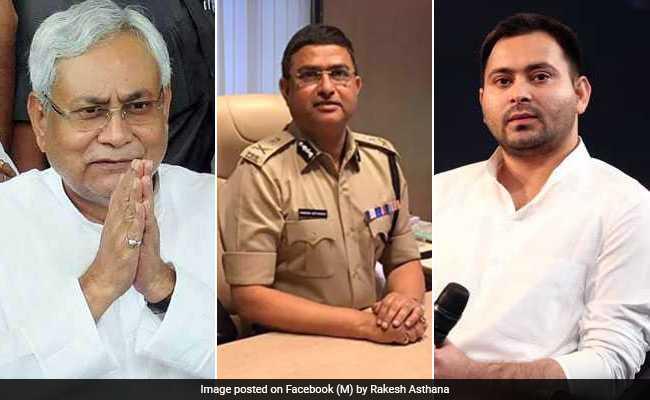 CBI विवाद: तेजस्वी को राकेश अस्थाना पर 'शक', 'क्या 2500 करोड़ के सृजन घोटाले से नीतीश कुमार को बचाया था?'