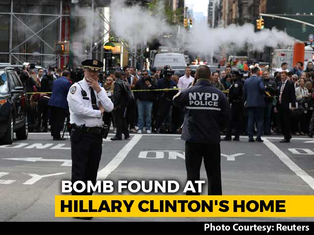 Video : Potential Explosives Sent To Hillary Clinton, Obama And CNN Office
