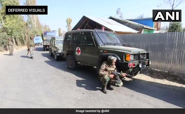 2 Terrorists Killed In Jammu And Kashmir's Badgam