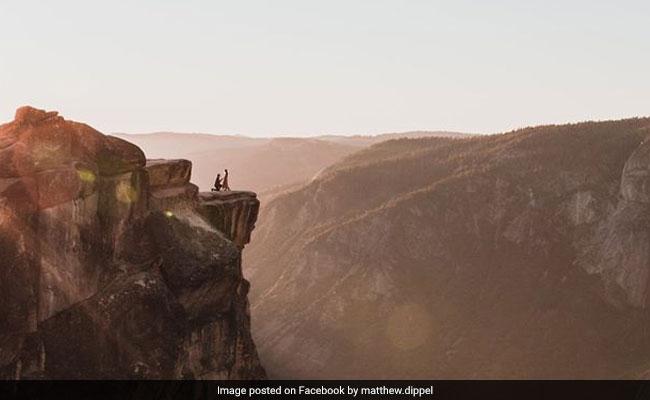 আমেরিকার পার্কে প্রেম প্রস্তাবের ছবি ভাইরাল, যুগলের খোঁজে  তোলপাড় নেট বিশ্ব