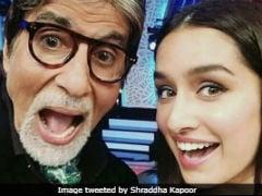 On Amitabh Bachchan's 76th Birthday, Alia Bhatt, Shraddha Kapoor And Others Wish The 'Legend'