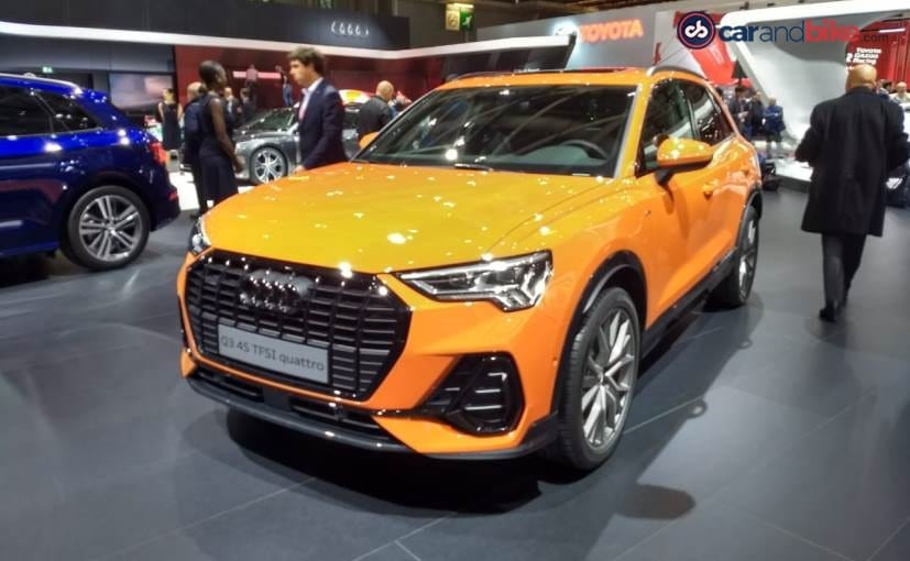 Globally, the 2019 Audi Q3 will get four different engine options - 3 petrol engine and 1 diesel unit