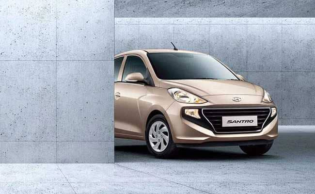 Hyundai is all set to launch the 2018 Santro on October 23, 2018