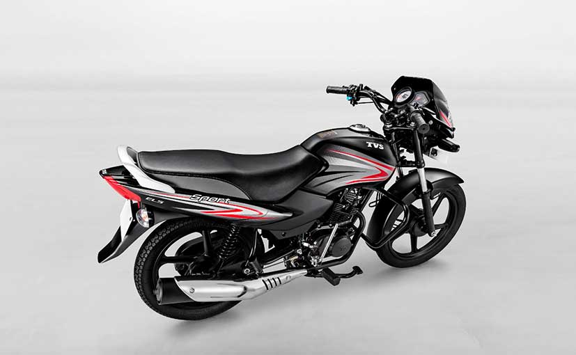 Tvs Sport Special Edition Launched For Festive Season Priced At Rs