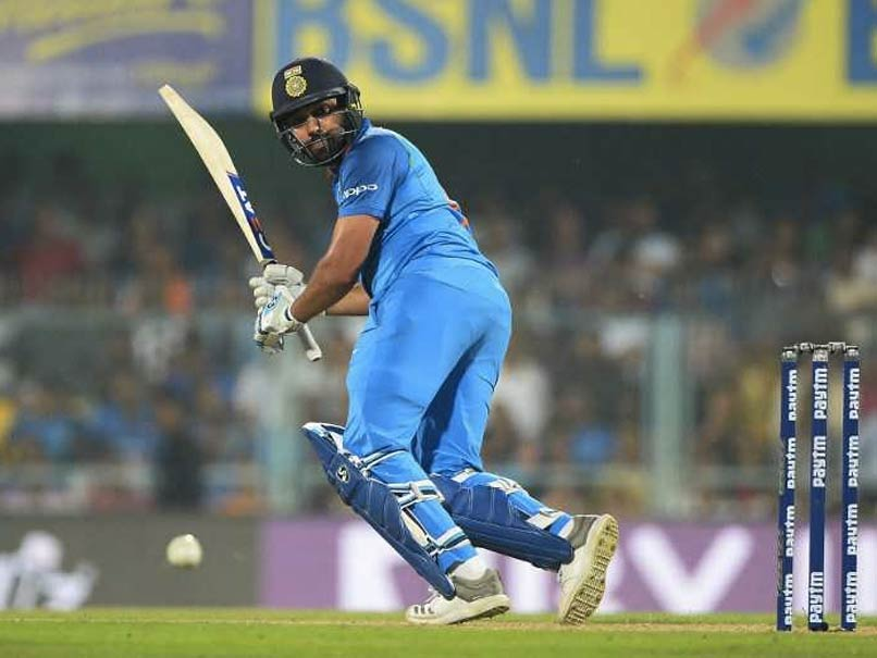 India vs West Indies, 1st ODI: Rohit Sharma Notches Up His 20th ODI Century In Guwahati
