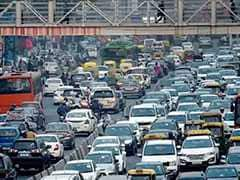 Trucks, Taxis Major Source Of Pollution In Delhi, Says Report