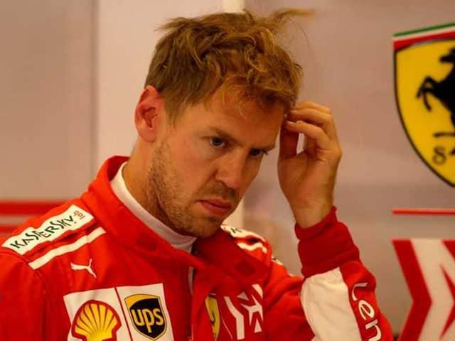 Sebastian Vettel Grid Penalty Boosts Lewis Hamiltons 5th Title Bid