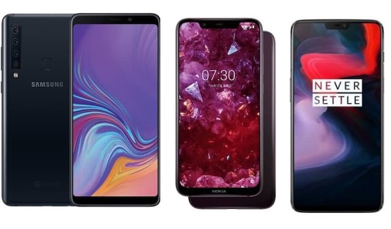 Samsung Galaxy A9s, Nokia X7 और OnePlus 6 में कौन बेहतर?
