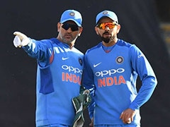 Virat Kohli Needs MS Dhoni In 2019 World Cup, Says Sunil Gavaskar