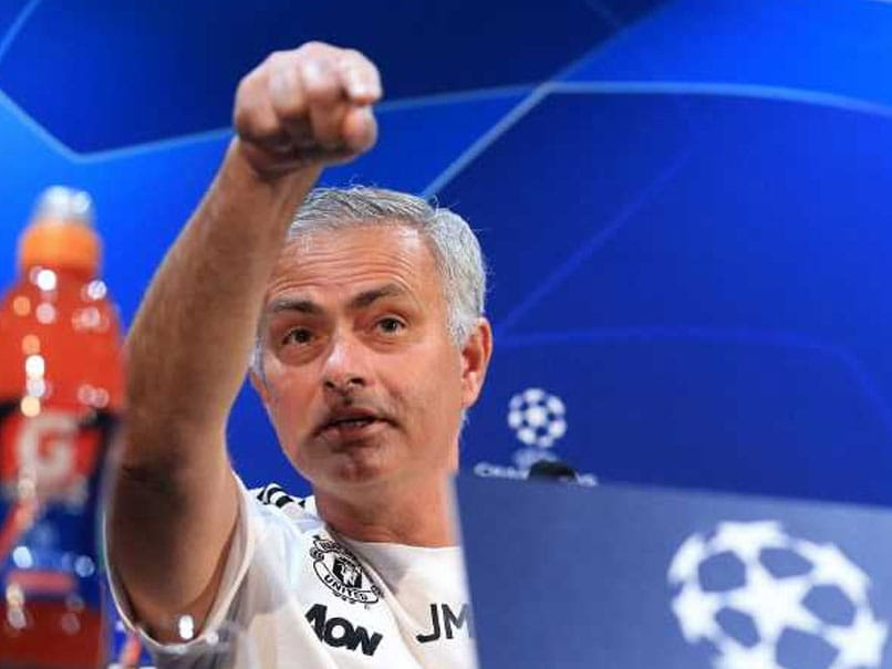 "Some ""Care More Than Others"" About Manchester United Crisis: Jose Mourinho"