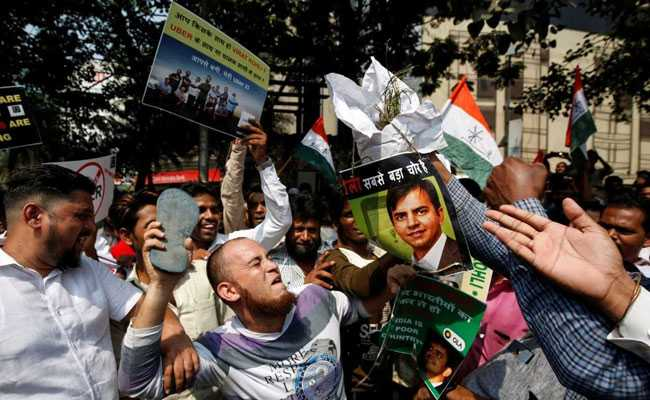 Uber, Ola Drivers Go On Strike, Demand Higher Fares For Rising Fuel Costs