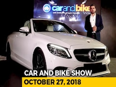 Video: CNB 750 Special: C-Class Convertible Launch On CNB, 2018 Hyundai Santro