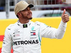 Title-Chasing Lewis Hamilton Takes Pole Position At US Grand Prix