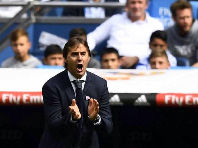 Julen Lopetegui On The Brink As Real Madrid Seek Morale-Boosting Win Over Viktoria Plzen