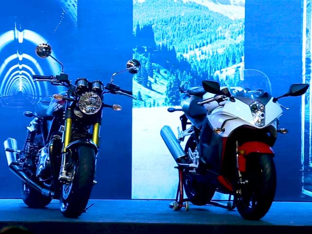 Kinetic MotoRoyale Planning To Develop 300-500 cc Bikes In India