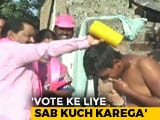 Video : Need A Meal, Bath Or Shave In Telangana? Just Contact A Local Candidate
