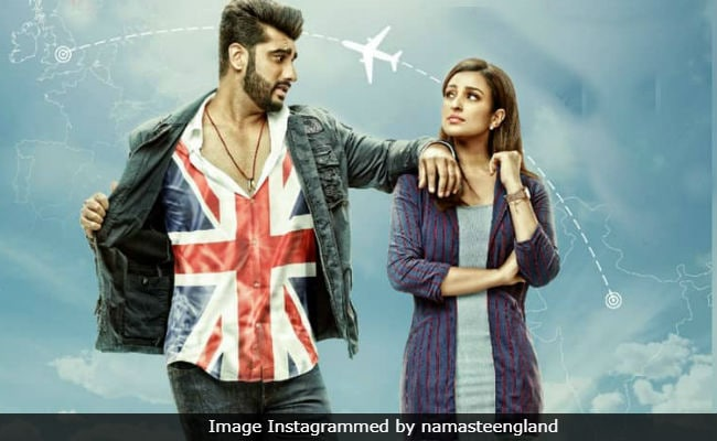 Namaste England Box Office Collection Day 3: Parineeti Chopra And Arjun Kapoor's Film Earns Rs 4.75 Crore