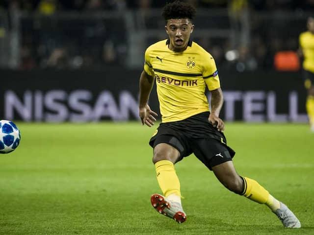 Borussia Dortmund Teenager Jadon Sancho Gets England Squad Call