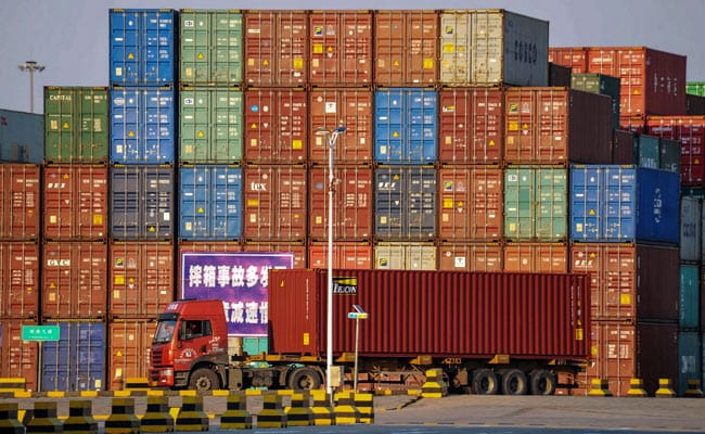 India's September Trade Deficit In Goods At $2.91 Billion