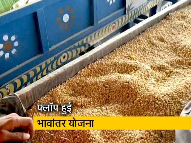 Videos : व्यापारियों की जेब में किसानों की 'भावांतर योजना'
