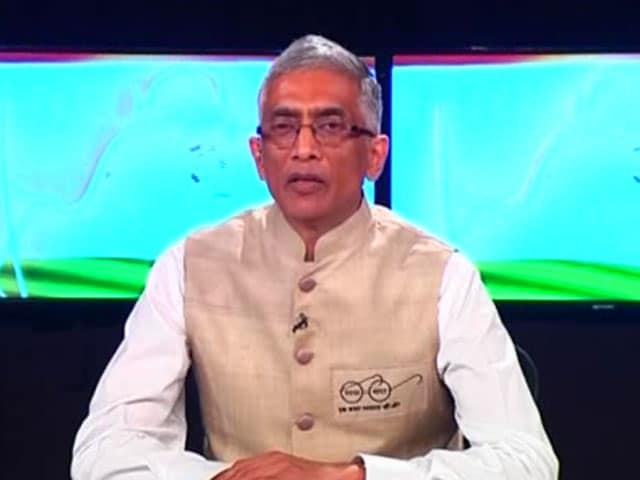 Video : We Will Achieve PM's Deadline Of October 2, 2019: Parameswaran Iyer