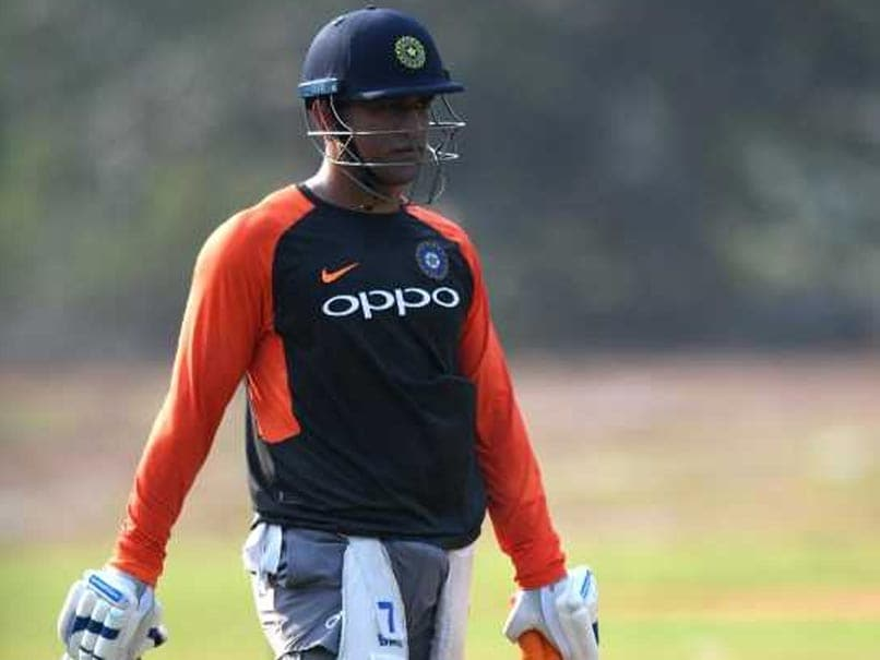Tricky Road Ahead For MS Dhoni Till Cricket World Cup 2019