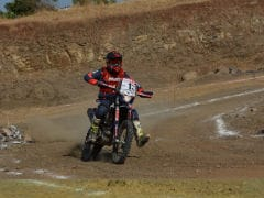 TVS Racing's R Nataraj Wins Indian National Rally Championship 2018; Aishwarya Pissay Seals The Ladies Class