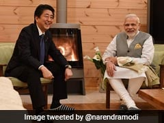 In Japan, PM Modi Gets A Grand Welcome - And Chopsticks Lessons