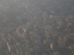 Water Sprinkling From High-Rise Buildings Ordered In Delhi After Diwali
